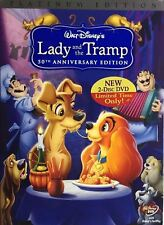 Lady and the Tramp DVD 2006 2-Disc Set Special Edition BRAND NEW FACTORY SEALED