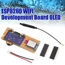 DSTIKE WiFi Deauther OLED Mini ESP8266 2.4GHz WIFI Development Board OLED Set ❥(