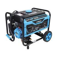 Pulsar Dual-Fuel 5250w Peak Portable Generator PG5250B