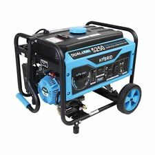 Pulsar Hybrid Dual Fuel Gas Propane Portable Generator 5250W Peak PG5250B