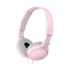 SONY OVER EAR STEREO HEADPHONES - PINK - MDRZX110P