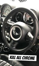 Mini Steering Wheel Covers Wrapping Kit Carbon Look GEN 1 GEN 2 R53 R56 R50 R55