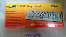 busby usb  and ps2 mouse port computer keyboard