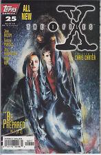 The X Files:25-1997-Topps Comic