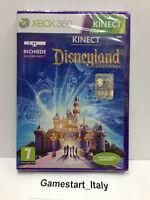 KINECT DISNEYLAND ADVENTURES (XBOX 360) VIDEOGIOCO NUOVO SIGILLATO NEW GAME