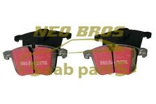 SAAB 9-3 03-12 WITH 314MM DISCS,EBC ULTIMAX FRONT BRAKE PADS DP1416 12802167