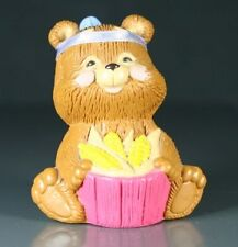 1988 Hallmark Merry Miniature Indian Bear