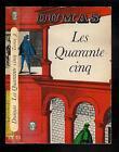 """Alexandre Dumas : Les Quarante-Cinq """" Tome 2 """" N° 928/929 """" Le Livre de Poche """""""