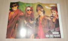 "Manic Street Preachers 11 x 17"" Pin Up Poster Thailand Magazine Clipping"