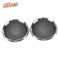 2Pcs 1inch 36MM Mini Speaker Grill Mesh Car Dedicated Mesh Enclosure LoudSpeaker