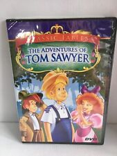 Classic Fables The Adventures of Tom Sawyer DVD, 45 mins. full frame