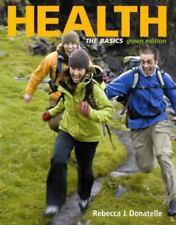 NEW - Health: The Basics, Green Edition (9th Edition)