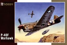 Special Hobby 1/72 P-40F Warhawk Merlin Motor # 72155