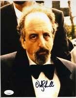 Vincent Schiavelli Jsa Coa Hand Signed 8x10 Photo Autograph