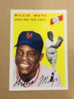 1994 TOPPS ARCHIVE 1954 WILLIE MAYS #90  FREE SHIPPING