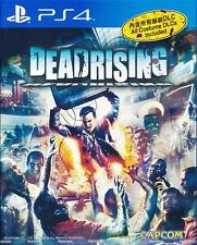 Dead Rising 1 HD Remastered (w/ all costume DLC) PS4 Game Brand New & Sealed