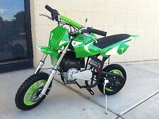 Brand New High Performance 40cc 4 Stroke Automatic Green Mini Dirt Bike In Stock