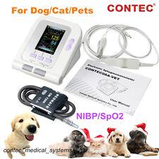 Digital Veterinary Blutdruckmessgerät +Cuff +SpO2 Probe,Hund / Katze/ Haustiere
