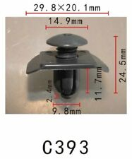 86651-27000  For Nissan 10X Push-Type Retainer For Mazda OEM# BF82-50-233