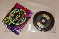 Single CD HOT CHOCOLATE-Kiss to mean Goodbye 4. tracks 1993 incl. MEGAMIX 147