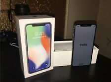 Apple iPhone X - 256GB - Silver - Unlocked - New Used