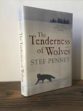 The Tenderness of Wolves by Stef Penney (2007, Hardcover)