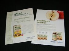 AMERICAN HEALTH magazine clippings print ads from 2012 2013 & 2014