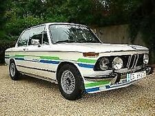 Bmw Decals Suits 1602 - 2002 - E21 - E28 Retro alpina Classic Style