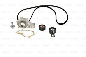 BOSCH Water Pump & Timing Belt Kit For CITROEN PEUGEOT FORD VOLVO C3 1987946912