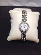 Pre-owned Women's CITIZEN Eco-drive SS Watch Model #B023-K005477