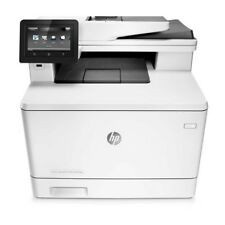 HP LaserJet Pro M477fnw Multifunction Printer Colour - Fax Wireless