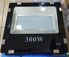 FARO FARETTO SLIM A LED LUCE FREDDA 300W 90LUMENS A W ESTERNO IP66 *LI*
