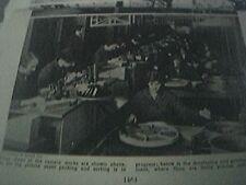 magazine picture 1930s - kodak factory ltd 2 pages