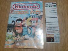 Nintendo Wonderful World 1997 Yugoslavia full complete sticker album Super Mario