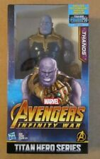 Marvel Avengers Titan Hero Series THANOS ~ Infinity War 12 inch ~ 2018 ~ NIP