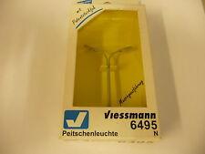 Viessmann Art.Nr. 6495 Spur N Peitschenleuchte  NEU & OVP