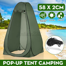Outdoor Pop Up Tent Camping Shower Toilet Changing Room Privacy Bathing