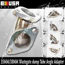 35/38MM Wastegate Dump Piping Tube Adapter for Nissan Honda Subaru Scion Mazda