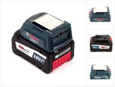 Bosch Power Set mit GAA 18V Professional USB Adapter + 1x 6,3 Ah EneRacer Akku