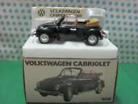 Vintage  -  VOLKSWAGEN  MAGGIOLONE  1303 Cabriolet  - 1/25 Polistil   - MIB