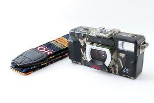 FUJIFILM FUJI EPiON RVX APS Camera w/strap From JAPAN [Rare! Excellent+3] PL227