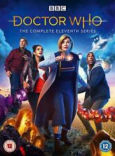 Doctor Who Complete Series 11 DVD - Region 2 UK - New & Free Postage