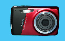KODAK EASYSHARE M531 14.0 MP DIGITAL CAMERA - RED - FAULTY - 781