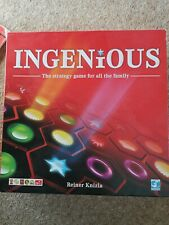 """Award Winning """"INGENIOUS"""" The Family Strategy Board Game"""