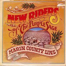 New Riders de la línea Púrpura Salvia 'Marin County' Uk Lp A1/B1