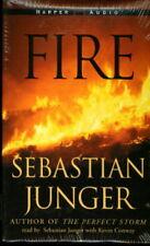 Audio book - Fire by Sebastian Junger   -   CD