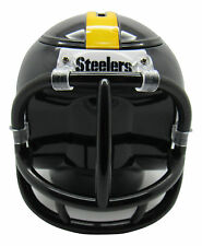 Pittsburgh Steelers Mini Helmet Bank