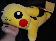 """24"""" Huge Pikachu Jumbo Pokemon Center Plush Dolls Toys Pillows Big Large Massive"""