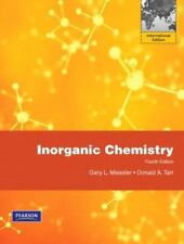 Inorganic Chemistry by Donald A. Tarr and Gary L. Miessler (2011, Paperback, Ne…