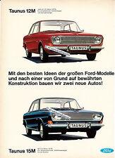 FORD - 12m-15m-1967 - pubblicità con loghi pubblicità-Genuine Advertising-NL-commercio di spedizione